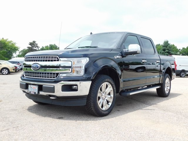 2018 F-150 SuperCrew Cab 4x4,  Pickup #FT11628 - photo 11