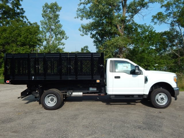 2017 F-350 Regular Cab DRW 4x4,  Knapheide Stake Bed #FT11719 - photo 3