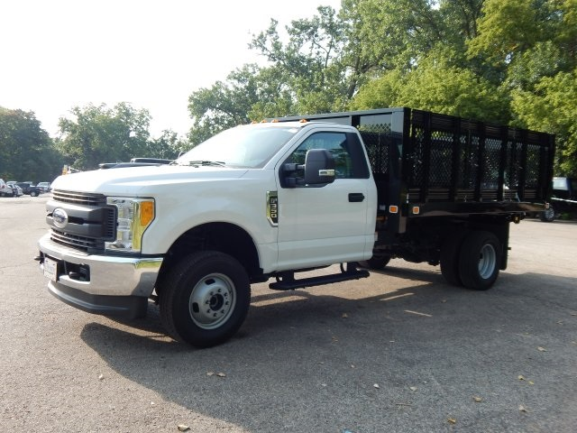 2017 F-350 Regular Cab DRW 4x4,  Knapheide Stake Bed #FT11719 - photo 7
