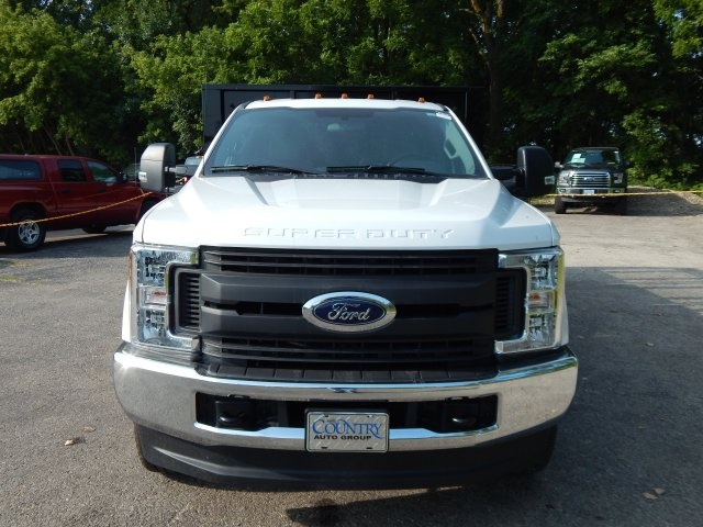 2017 F-350 Regular Cab DRW 4x4,  Landscape Dump #FT11719 - photo 8