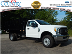 2017 F-350 Regular Cab DRW 4x4,  Knapheide Stake Bed #FT11719 - photo 1