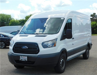 2016 Transit 250 Med Roof 4x2,  Empty Cargo Van #FT11723A - photo 9