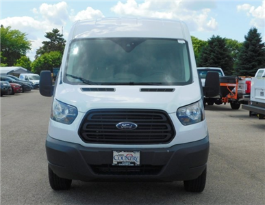 2016 Transit 250 Med Roof 4x2,  Empty Cargo Van #FT11723A - photo 10