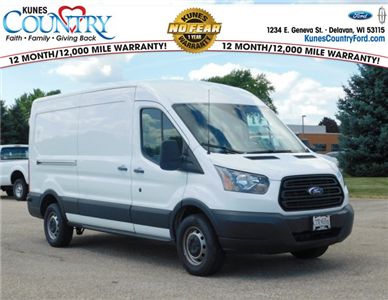2016 Transit 250 Med Roof 4x2,  Empty Cargo Van #FT11723A - photo 1