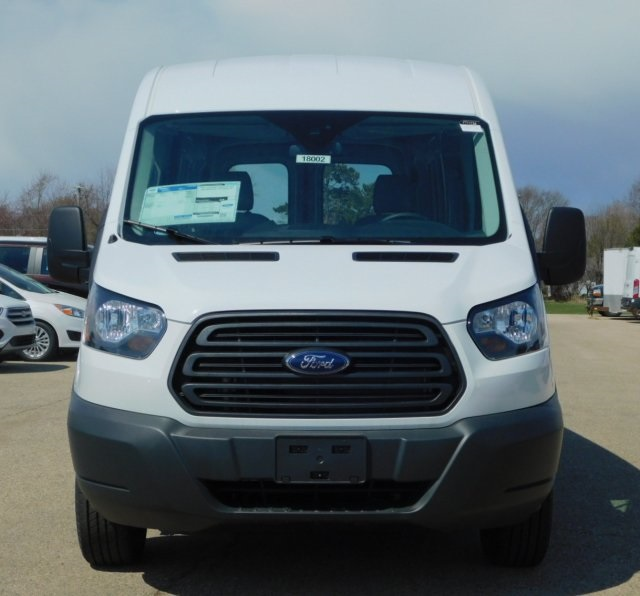 2018 Transit 250 Med Roof 4x2,  Empty Cargo Van #FT11733 - photo 10