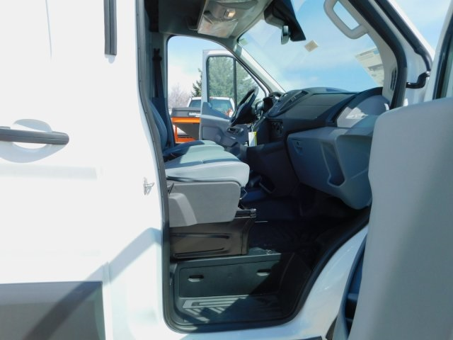2018 Transit 250 Med Roof 4x2,  Empty Cargo Van #FT11733 - photo 13