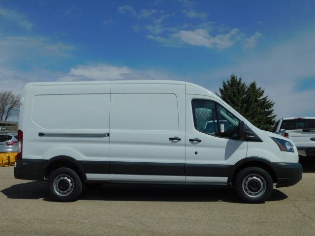 2018 Transit 250 Med Roof 4x2,  Empty Cargo Van #FT11733 - photo 3