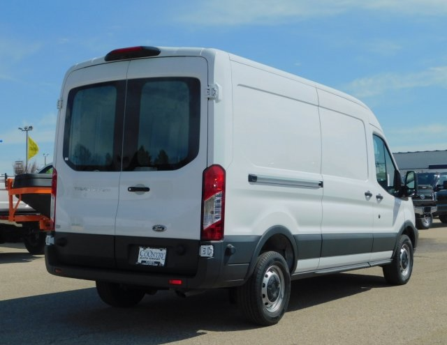 2018 Transit 250 Med Roof 4x2,  Empty Cargo Van #FT11733 - photo 7