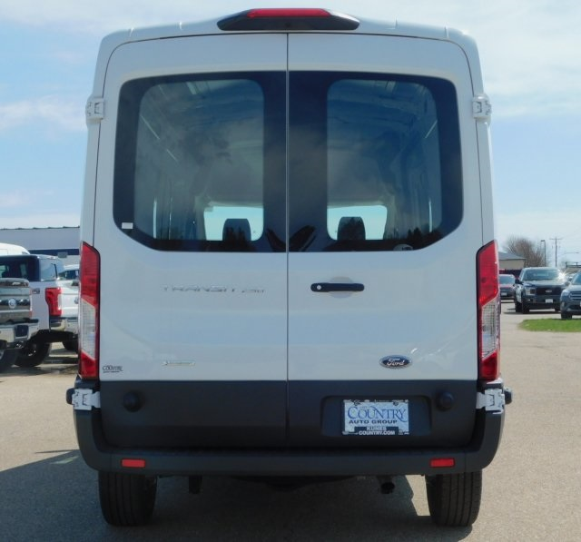 2018 Transit 250 Med Roof 4x2,  Empty Cargo Van #FT11733 - photo 8