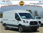 2018 Transit 250 Med Roof 4x2,  Empty Cargo Van #FT11733 - photo 1