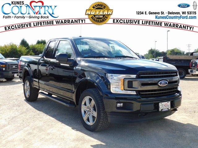 2018 F-150 Super Cab 4x4,  Pickup #FT11740 - photo 1