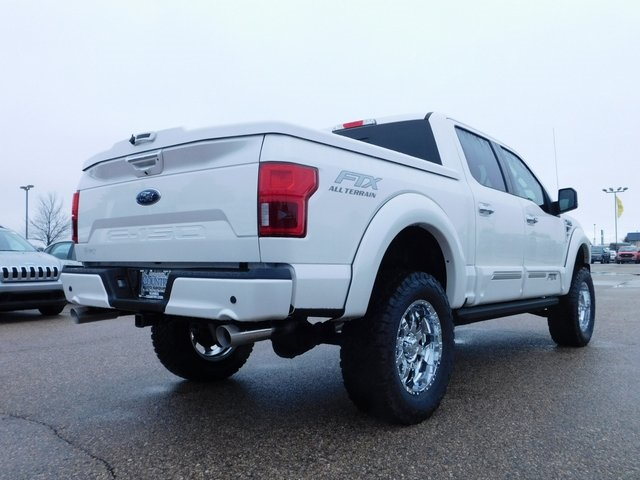 2018 F-150 SuperCrew Cab 4x4,  Pickup #FT11743 - photo 2