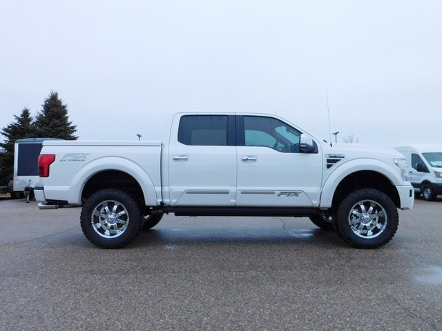 2018 F-150 SuperCrew Cab 4x4,  Pickup #FT11743 - photo 3