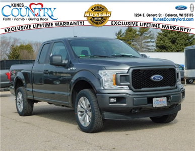 2018 F-150 Super Cab 4x4,  Pickup #FT11829 - photo 1