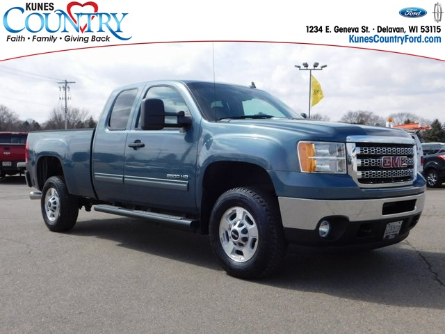2012 Sierra 2500 Extended Cab 4x2,  Pickup #FT11844A - photo 1