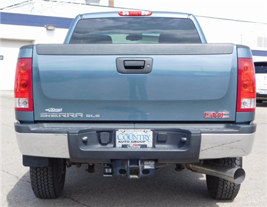2012 Sierra 2500 Extended Cab 4x2,  Pickup #FT11844A - photo 7