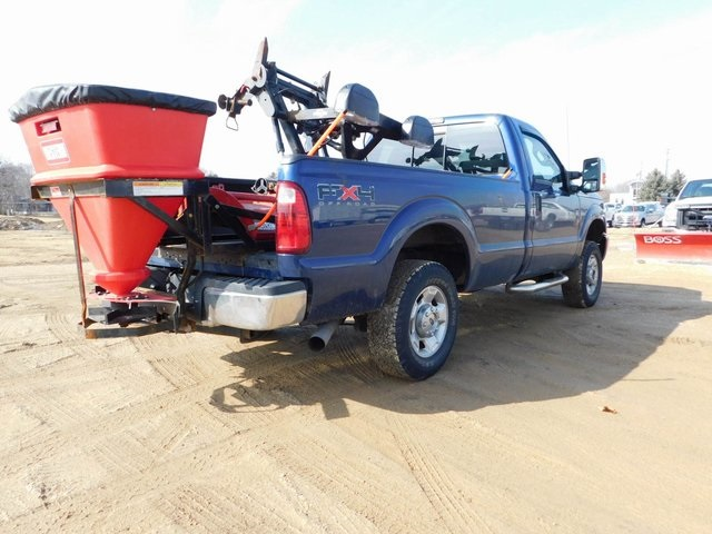 2011 F-250 Regular Cab 4x4,  Pickup #FT11849A - photo 2