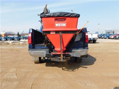 2011 F-250 Regular Cab 4x4,  Western Snowplow Pickup #FT11849A - photo 3