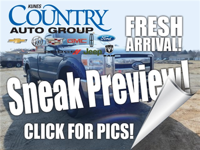 2011 F-250 Regular Cab 4x4,  Western Snowplow Pickup #FT11849A - photo 6