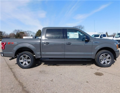 2018 F-150 SuperCrew Cab 4x4,  Pickup #FT11850 - photo 3