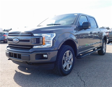 2018 F-150 SuperCrew Cab 4x4,  Pickup #FT11850 - photo 8