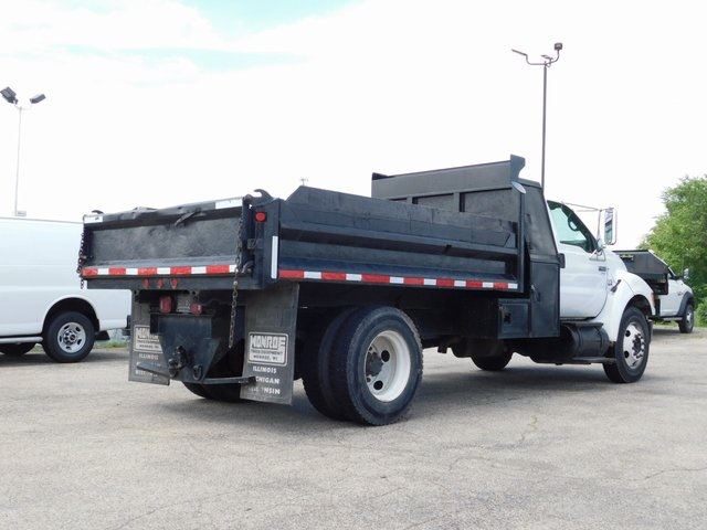 2004 F-650 Regular Cab DRW 4x2,  Dump Body #FT11879N - photo 2