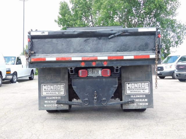2004 F-650 Regular Cab DRW 4x2,  Dump Body #FT11879N - photo 4