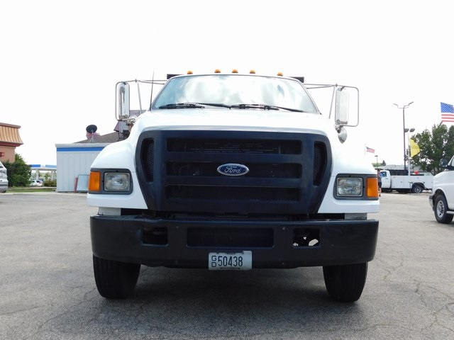 2004 F-650 Regular Cab DRW 4x2,  Dump Body #FT11879N - photo 6
