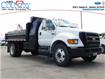 2004 F-650 Regular Cab DRW 4x2,  Dump Body #FT11879N - photo 1