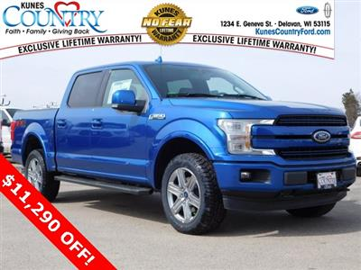 2018 F-150 SuperCrew Cab 4x4,  Pickup #FT11880 - photo 1