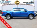 2018 F-150 SuperCrew Cab 4x4,  Pickup #FT11880 - photo 3