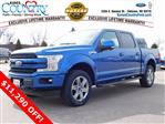 2018 F-150 SuperCrew Cab 4x4,  Pickup #FT11880 - photo 8