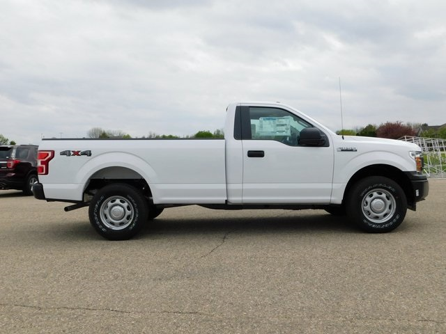 2018 F-150 Regular Cab 4x4,  Pickup #FT11892 - photo 3