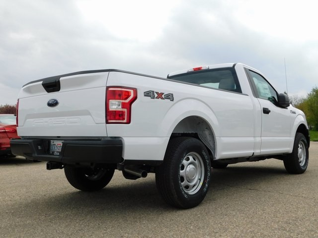 2018 F-150 Regular Cab 4x4,  Pickup #FT11892 - photo 2