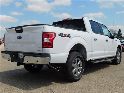 2018 F-150 SuperCrew Cab 4x4,  Pickup #FT11924 - photo 2