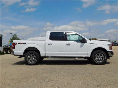 2018 F-150 SuperCrew Cab 4x4,  Pickup #FT11924 - photo 3