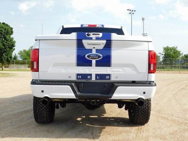 2018 F-150 SuperCrew Cab 4x4,  Pickup #FT12066 - photo 9