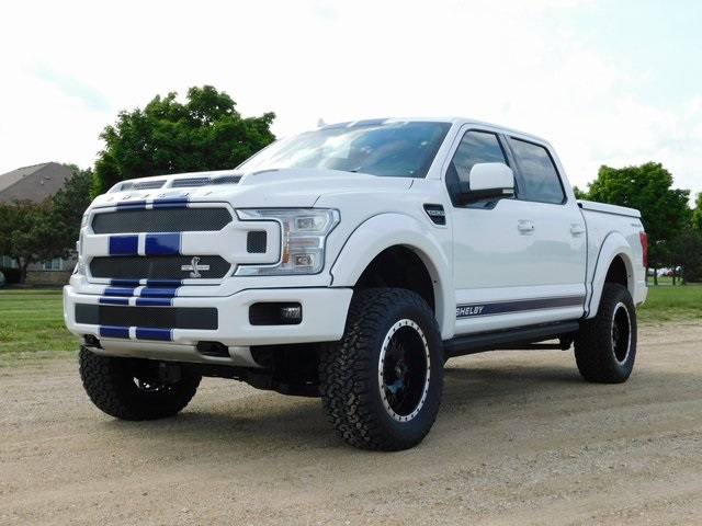 2018 F-150 SuperCrew Cab 4x4,  Pickup #FT12066 - photo 10