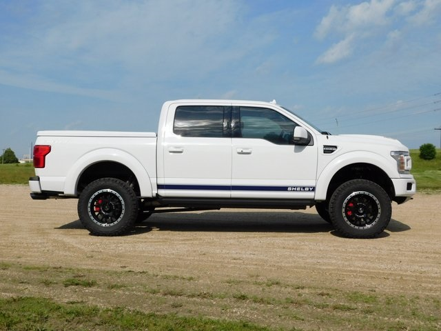 2018 F-150 SuperCrew Cab 4x4,  Pickup #FT12066 - photo 3
