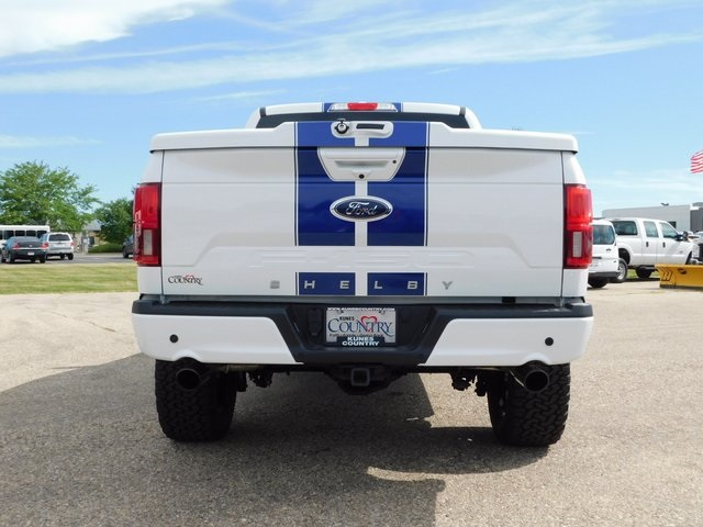 2018 F-150 SuperCrew Cab 4x4,  Pickup #FT12068 - photo 10