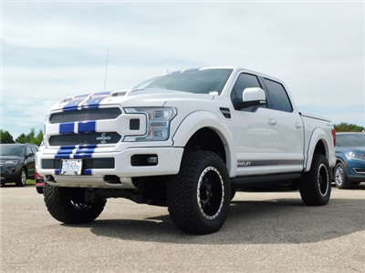 2018 F-150 SuperCrew Cab 4x4,  Pickup #FT12068 - photo 11