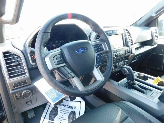 2018 F-150 SuperCrew Cab 4x4,  Pickup #FT12078 - photo 4
