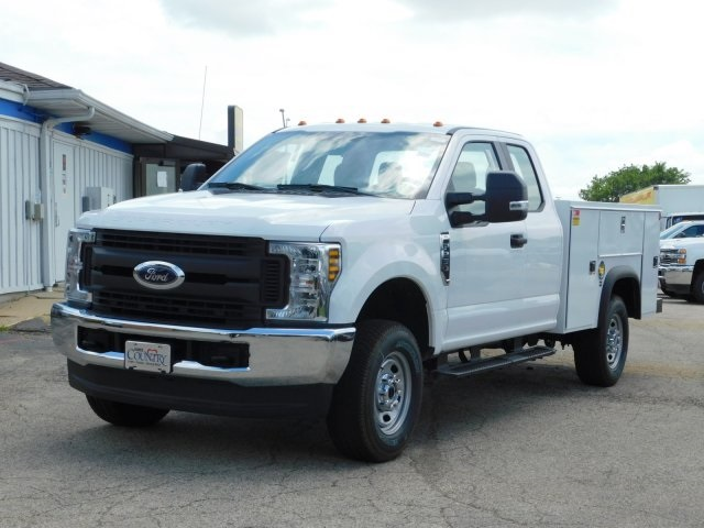 2018 F-250 Super Cab 4x4,  Monroe Service Body #FT12097 - photo 9