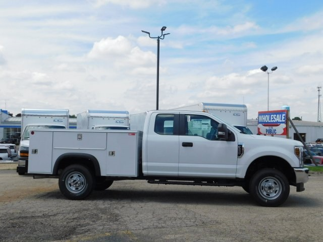 2018 F-250 Super Cab 4x4,  Monroe Service Body #FT12097 - photo 3