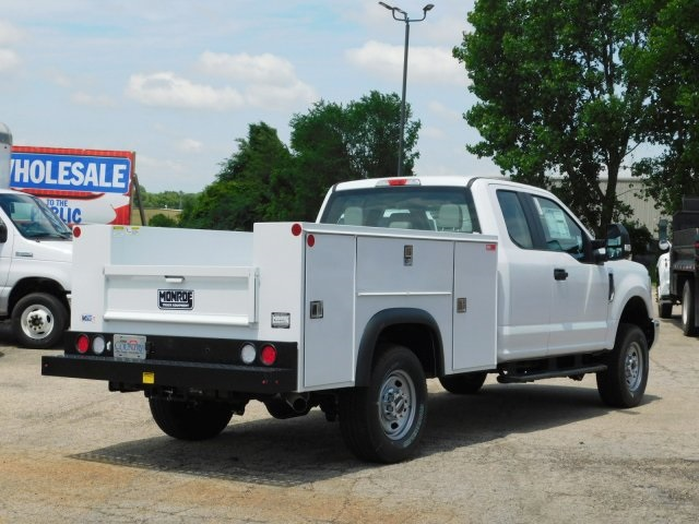 2018 F-250 Super Cab 4x4,  Monroe Service Body #FT12097 - photo 2