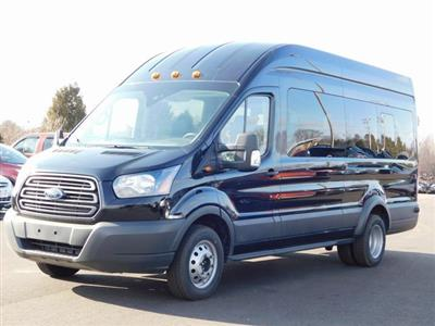 2018 Transit 350 HD High Roof DRW 4x2,  Passenger Wagon #FT12102 - photo 6