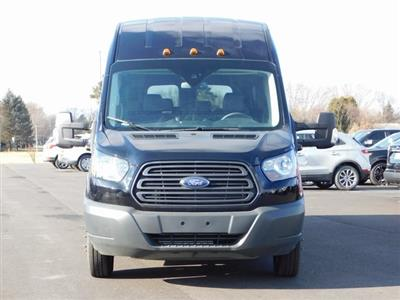 2018 Transit 350 HD High Roof DRW 4x2,  Passenger Wagon #FT12102 - photo 7