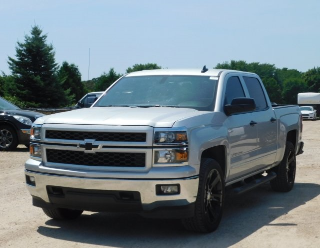 2015 Silverado 1500 Crew Cab 4x4,  Pickup #FT12105A - photo 4