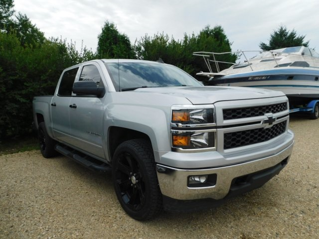 2015 Silverado 1500 Crew Cab 4x4,  Pickup #FT12105A - photo 1