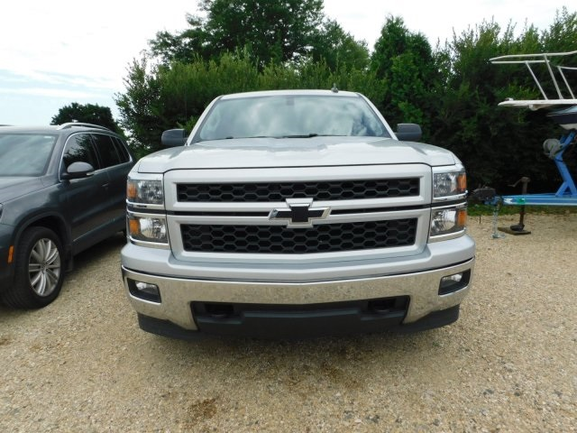 2015 Silverado 1500 Crew Cab 4x4,  Pickup #FT12105A - photo 3